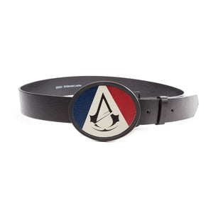 Assassin's Creed Unity - Oval Buckle (Cintura Tg. S) - Wigashop