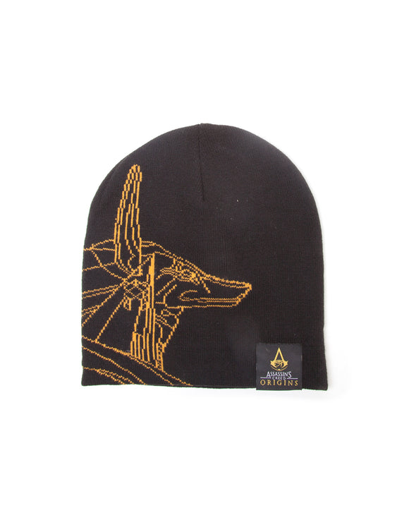 Assassin's Creed Origins - Anubis Black (Berretto), Bioworld, Wigashop