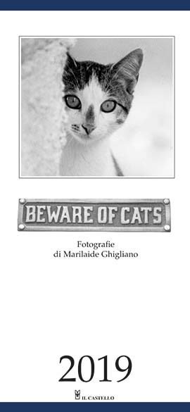 A.A.V.V. - Calendario Beware Of Cats 2019