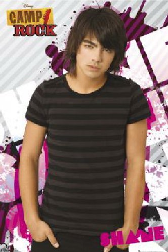 Camp Rock - Shane (Poster), Gb Eye, Wigashop