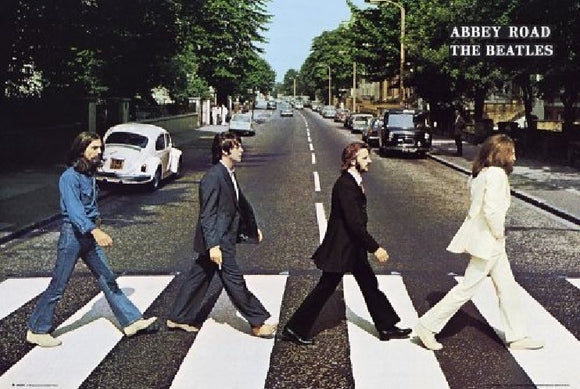 Beatles (The) - Abbey Road (Poster), GB Eye, Wigashop