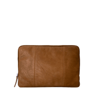 iPad Sleeve / Cover i læder, Brun