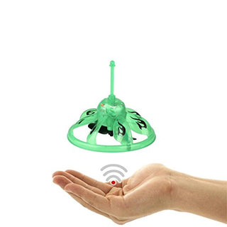 Hand Flying UFO Ball LED Mini Induction Suspension RC Aircraft Flying Toy Drone