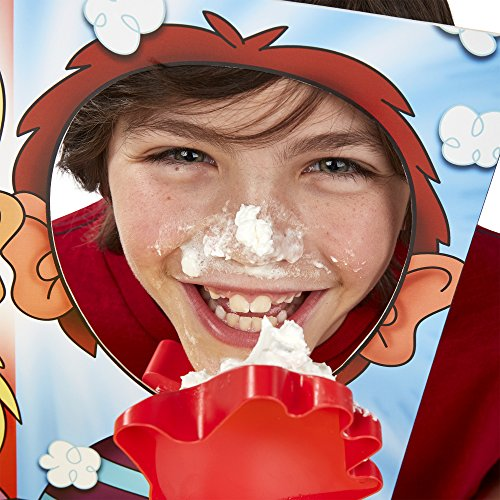 Prank Funny Double Person Toy Cake Cream Pie In The Face Anti Stress Toy - blackfridaily