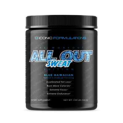 All Out - Sweat Edition Pre Workout