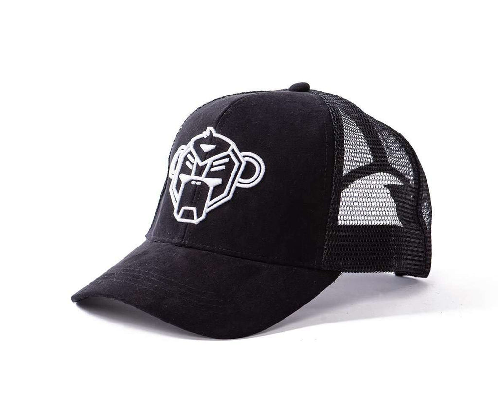 Black Bananas Pet Trucker Cap Zwart