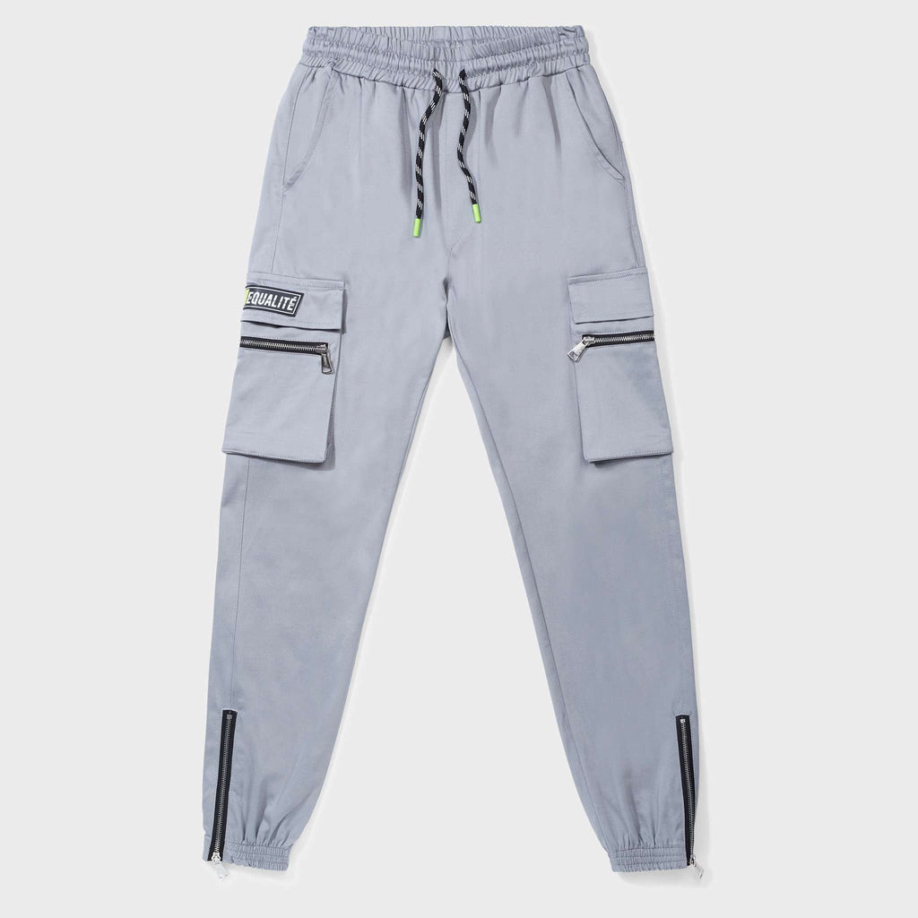 Equalite Future Cargo Pants Grijs