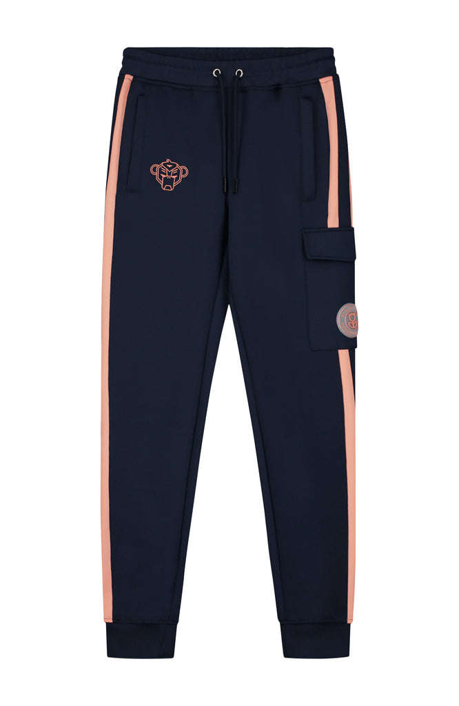 Black Bananas Dames Miami Trackpants Blauw