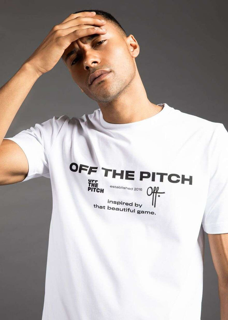 Off The Pitch T-shirt The Sage Wit