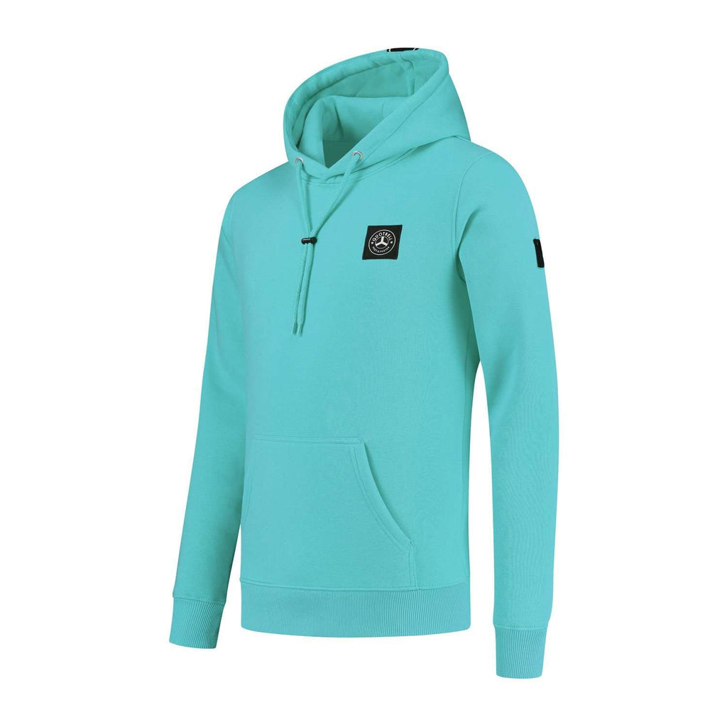 Quotrell Hoodie Commodore Mint