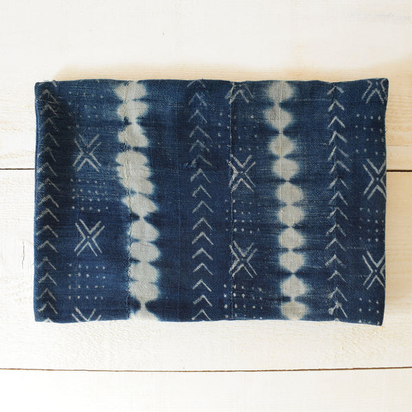 Vintage Indigo Mudcloth Fabric No.3 - Tala Collections