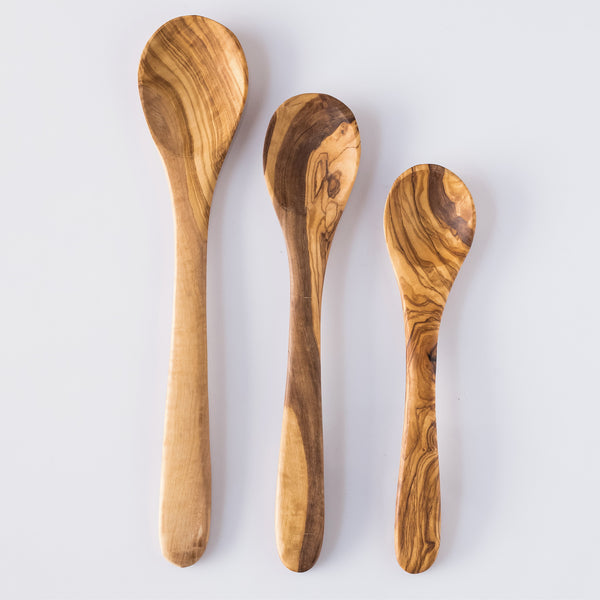 Olive Wood Serving Spoon/Mixing Spoon