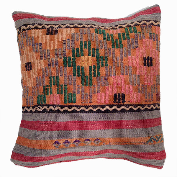 Vintage Kilim Cushion No.8 - Tala Collections
