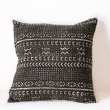 Black Mudcloth Cushion No.5 - Tala Collections