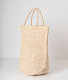 large natural raffia beach bag