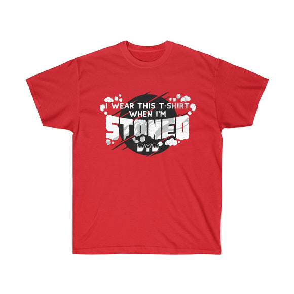 Stoned T-Shirt - 12 Colors