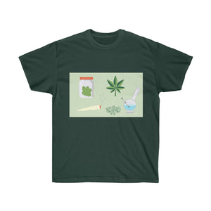 Smoke Break T-Shirt - 12 Colors