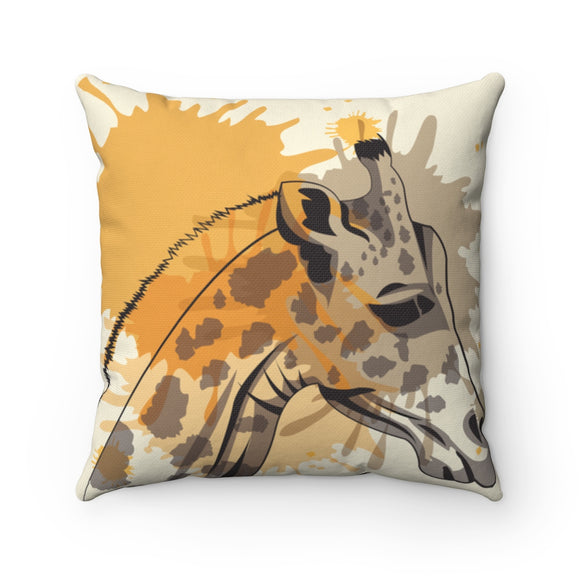 DYD Giraffe Pillow