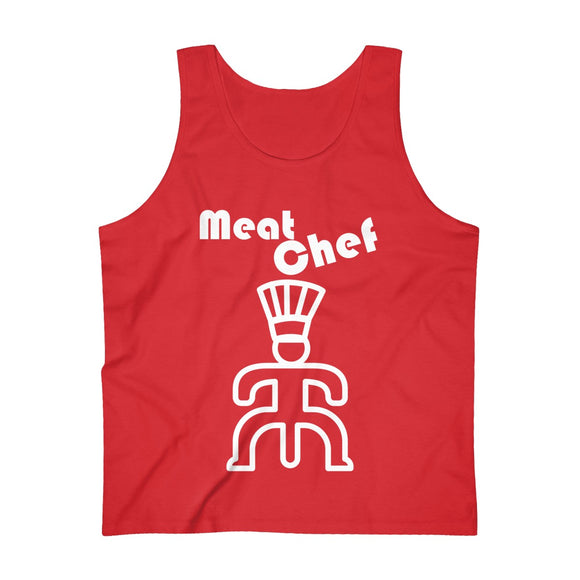 Meat Chef Men's Tank Top - 5 Colors