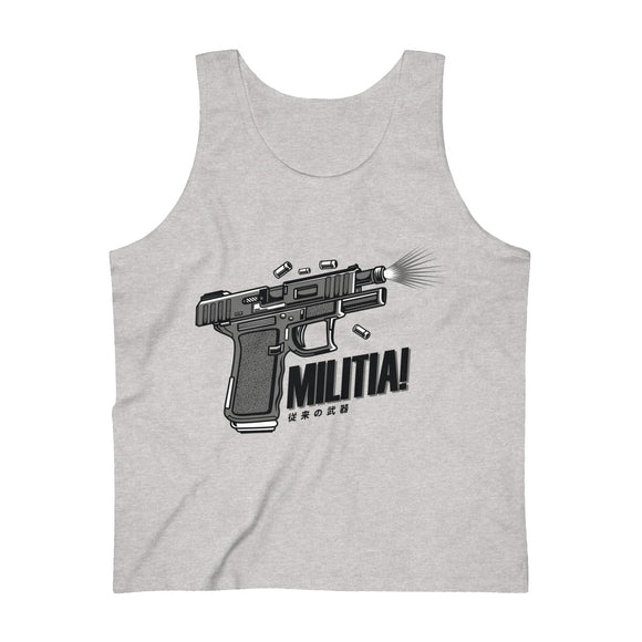MILITIA Men's Tank Top - 5 Colors
