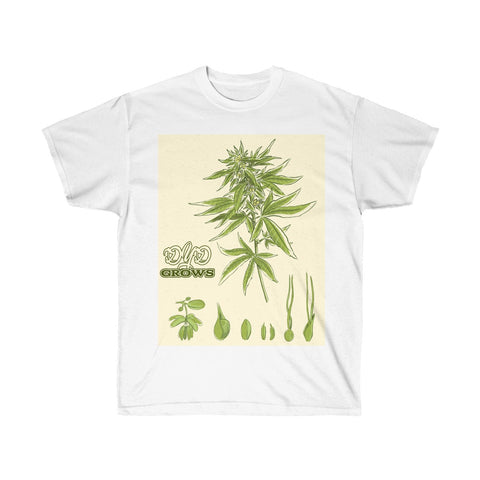 DYD Grows T-Shirt - 12 Colors