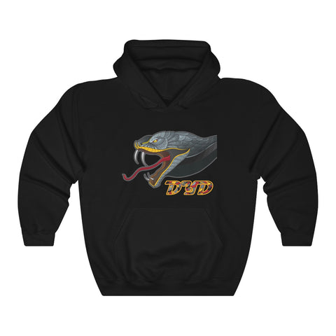 Colorful Snake Unisex Hoodie - 12 Colors