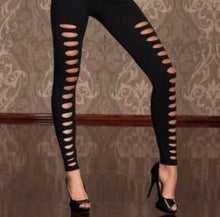 Xtreme Front ripped leggings