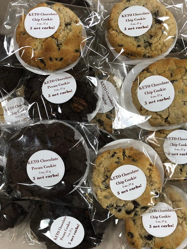 Keto Diet Followers Can Now Have Their Cookie - and Eat it, Too!