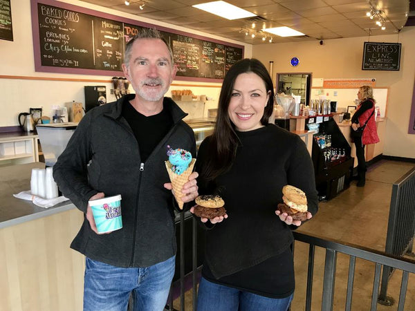 D'Vine Cookies and Treat Dreams Partner on Amazing New Dessert Shop