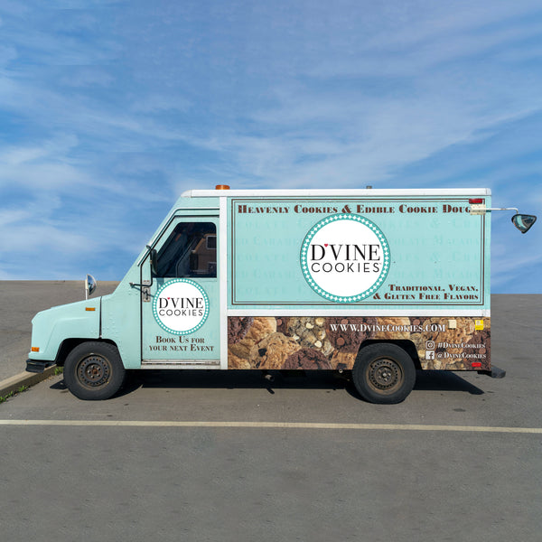 Catering & Cookie Truck