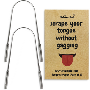 zero waste sustainable tongue scraper eco friendly
