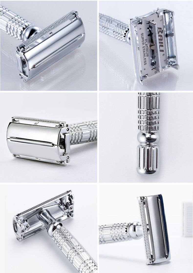 Double Edge Safety Blade Razor