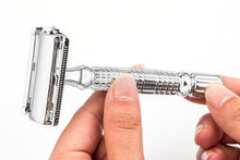Load image into Gallery viewer, Double Edge Safety Blade Razor