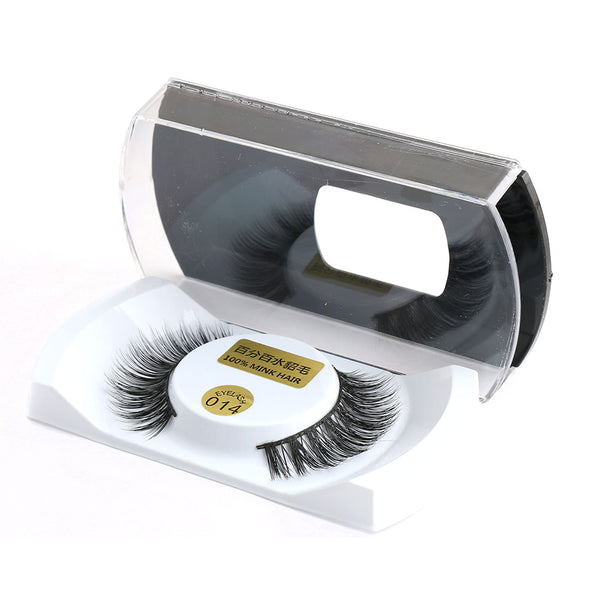 100% Mink Eyelashes 1 pair