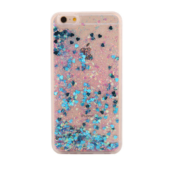 Liquid Glitter Cases for iPhone Models