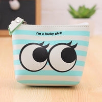 Candy Coated Cosmetic bags