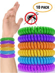 Mosquito Repellent Bracelet Bug Insect Protection Deet-Free
