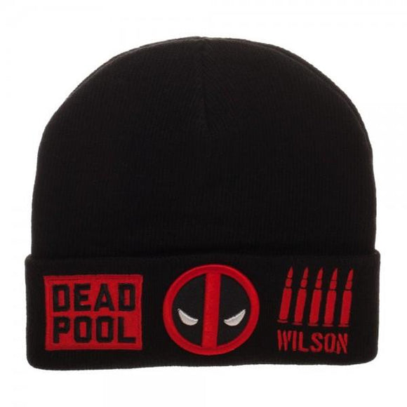 SUPERHERO Deadpool Omni Batch Beanie