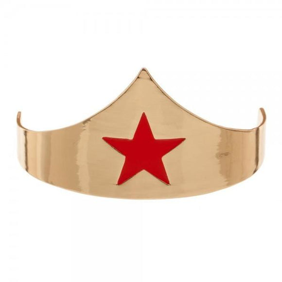 SUPERHERO Wonder Woman Cosplay Crown Comb