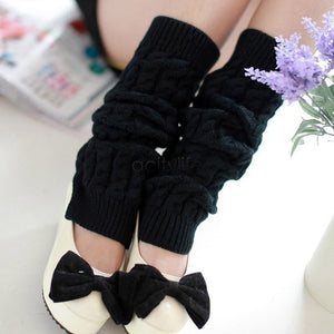 Winter Leg Warmers for Ladies