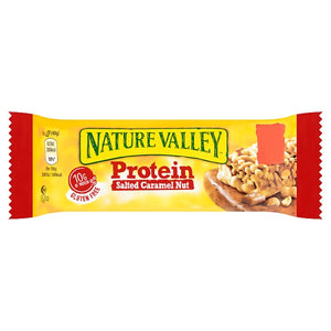 Nature Valley Protein Salted Caramel Nut Bars 40g-Online Groceries EUK Store
