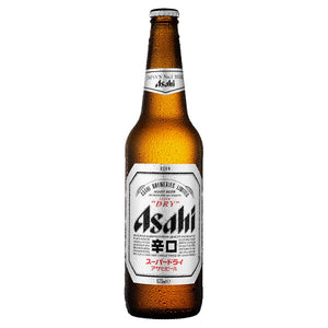 Asahi Super Dry Beer 620ml-Online Groceries EUK Store
