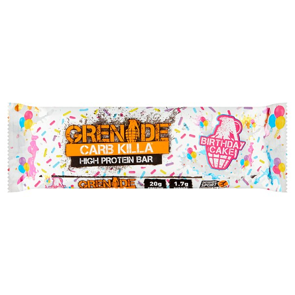 Grenade Carb Killa High Protein Bar 60g-Online Groceries EUK Store