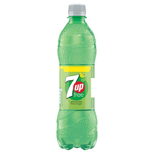 7UP Free 500ml OR  2 for £1.70