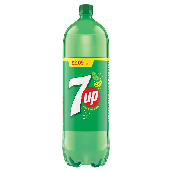 7UP Regular 2 Litres