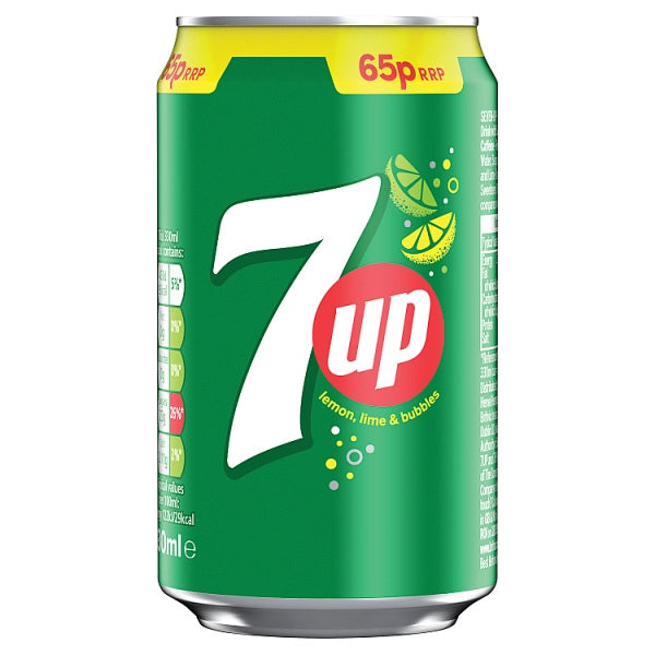7UP Regular 330ml