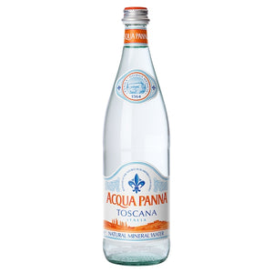 Acqua Panna Natural Mineral Still Water 750ml