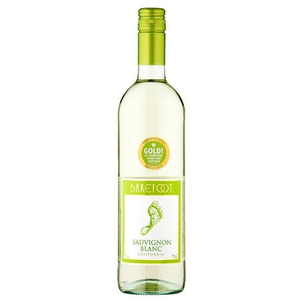 58ef669262 Barefoot Sauvignon Blanc 75cl-Online Groceries EUK Store