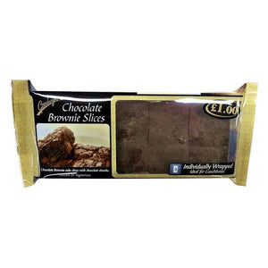 Goodwyns 4 Chocolate Brownie Slices-Online Groceries EUK Store