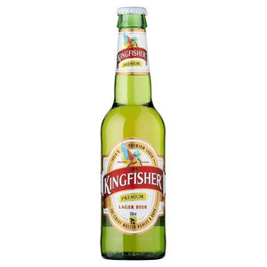 Kingfisher Lager NRB 330ml-Online Groceries EUK Store